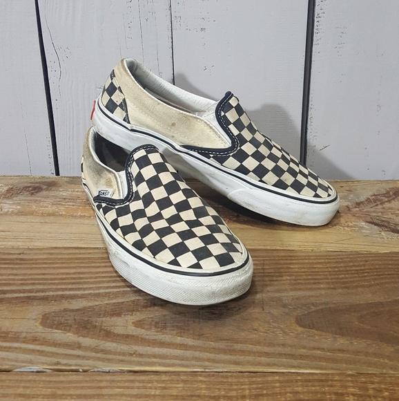 cheap vans size 5